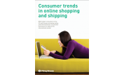Consumer trends in online shopping and shipping